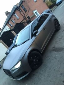 AUDI A3 2014 REG IN STUNNING CONDITION ON PRIVATE PLATE