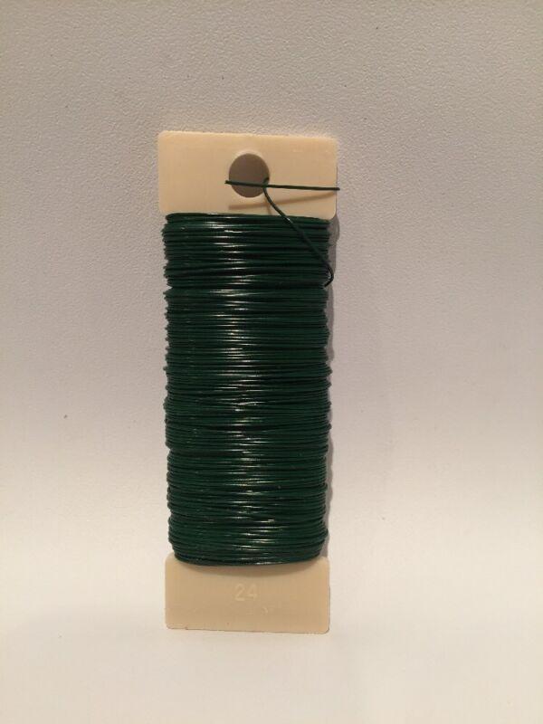 Panacea Paddle Wire Green 24 Gauge