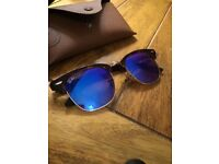 ClubMaster Rayban Sunglasses