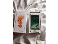 Iphone 6S 32GB Rose Gold Unlocked & Apple Warranty