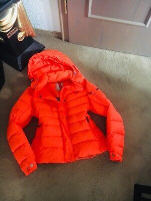 Bogner Fire&Ice Daunenjacke XL neon Orange *neuwertig* gebraucht kaufen  Fulda