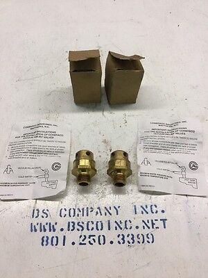 Conbraco Brass Vacuum Relief Valve12 Npt
