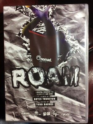 ROAM SURF FILM DVD: SURFING / BOARDING / SKATE BOARD New & SEALED