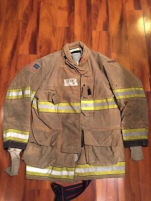 Firefighter Globe Turnout Bunker Coat 45x35 G-xtreme Halloween Costume