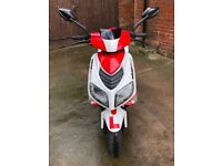 WK Wasp 50cc Moped