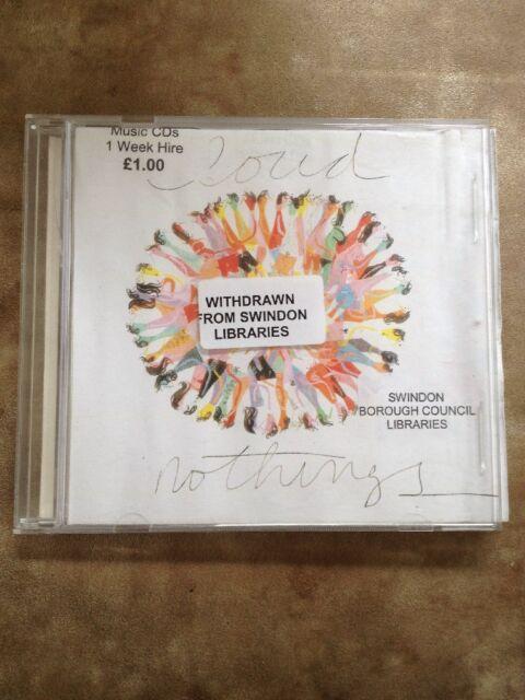 Cloud Nothings : Cloud Nothings CD (2011) WEBB290CDL
