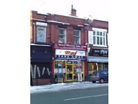 Established Fast Food Takeaway Business For Sale - Wilmslow Road Fallowfield - Busy Student Area