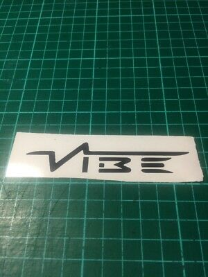Vibe Decals Sticker X1