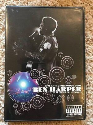 """Ben Harper & The Innocent Criminals: """"Live At The Hollywood Bowl"""" DVD"""
