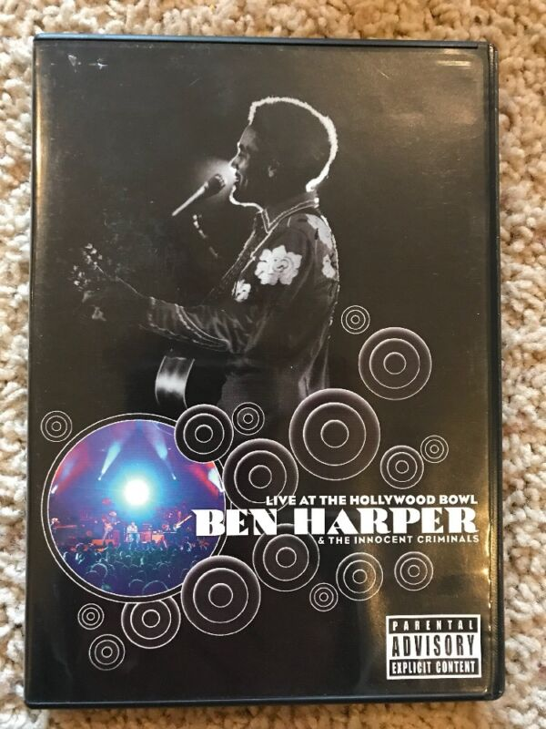 "Ben Harper & The Innocent Criminals: ""Live At The Hollywood Bowl"" DVD"