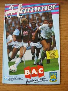 09-09-1989-Autographed-Programme-West-Ham-United-v-Swindon-Town-Signed-On-Cen
