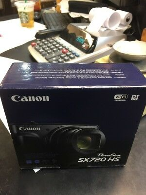 New Canon Powershot Sx720 Hs Red 20 3 Megapixel Digital Camera   013803269376