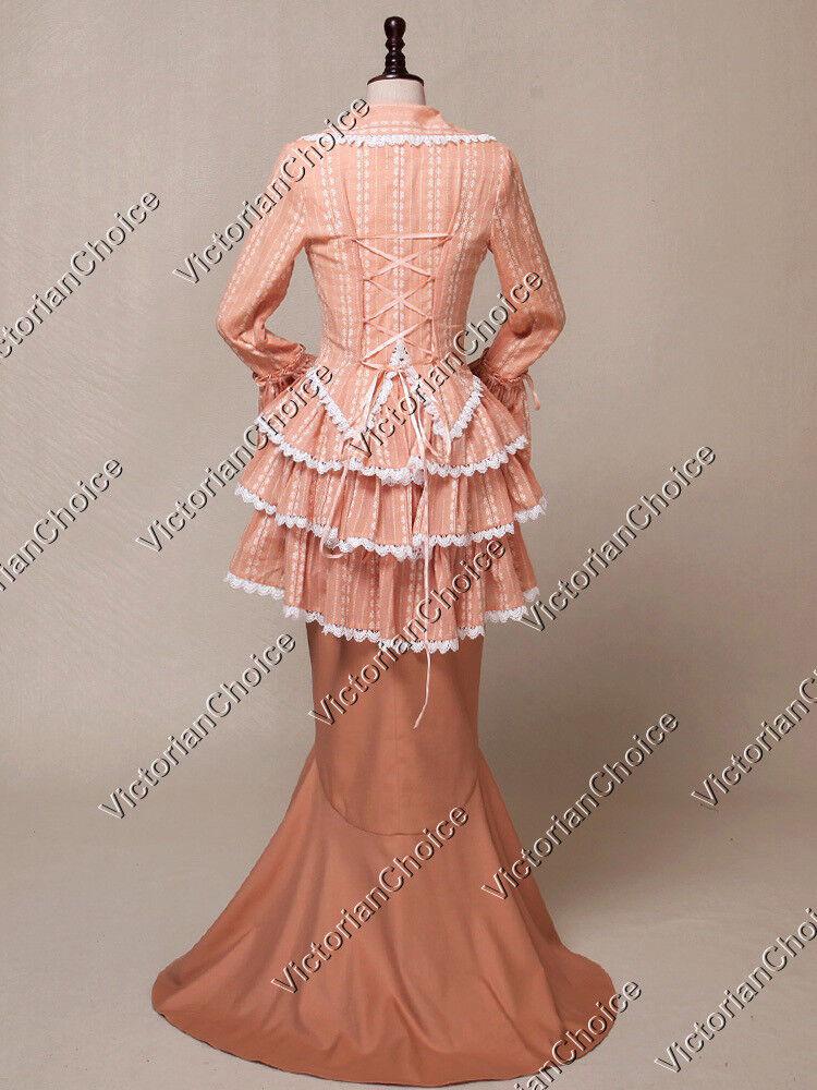 Edwardian Downton Abbey Titanic Vintage Dress Ball Gown Theater ...