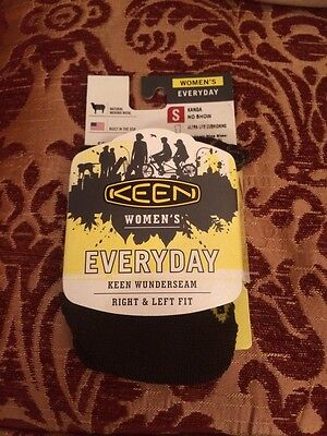 Keen Ladies Socks Everyday Size Small 36-38 EU New