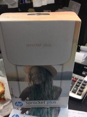 Hp Sprocket Plus Printer   Color Inkjet Printers