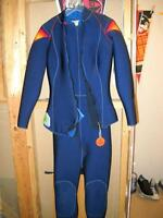 Fitzwright Women's Scuba Suit and Bare Shorty for sale
