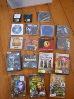 PC Video Games Collection - $50 for the lot Fortitude Valley Brisbane North East Preview