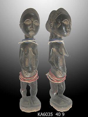 Statuette Baoulé de la côte d'ivoire Art Tribal Art Premier #