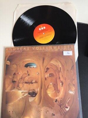 Andreas Vollenweider LP Caverna Magica (957)