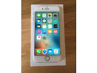 ABSOLUTE MINT CONDITION GOLD iPHONE 6 16GB UNLOCKED ANY NETWORK IN BOX WITH FREE EXTRAS