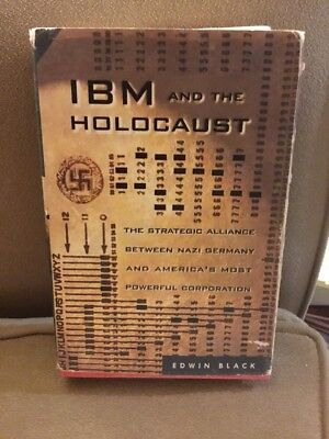 Iibm And The Holocaust By Edwin Black
