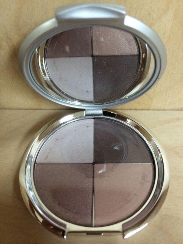 Kirkland Signature by Borghese Eyeshadow Quad Plush Plum New NO BOX(884925)