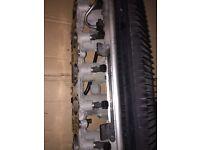 Ford Focus St Kuga S/max 2010 2.5 Genuine 5x Injectors Vgc Breaking