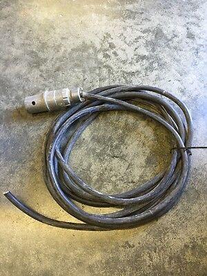 Hubbell Killark Wpw-603d345 Pin And Sleeve Hazardous Location 3w-3p 600v 60a