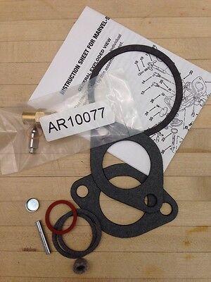 Ecomony Carburetor Kit For John Deere Gaoarb Tractor W Marvel Schebler Dltx