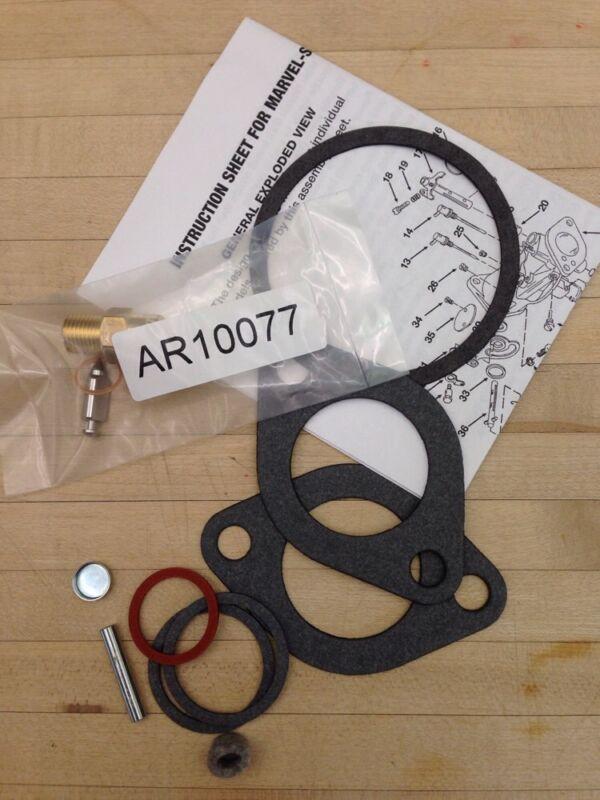 Ecomony Carburetor Kit FOR John Deere G,AO,AR,B TRACTOR w/ Marvel Schebler DLTX