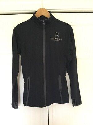 Mercedes-Benz of Sarasota Women's  Zip up Jacket S Thumb Holes (Sarasota Women)