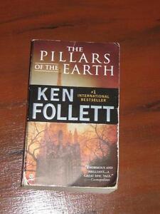 Pillars of the Earth by John Follett