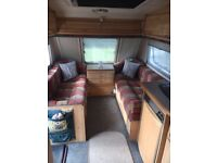 Sterling Eccles Elite Searcher 2001 Fixed Bed Touring Caravan