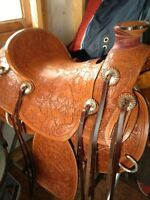 NEW show saddle for sale
