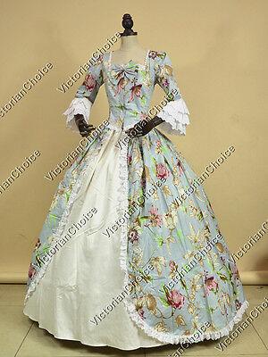 Renaissance Princess Fancy Dress Alice in Wonderland Prom Gown Theater Wear - Alice In Wonderland Princess
