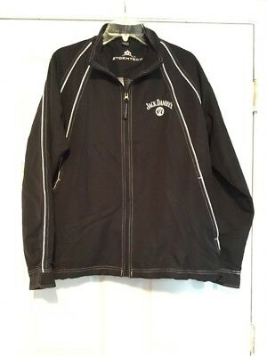 Jack Daniels Old No 7 Team Issued Rain Jacket Size Medium Stormtech for sale  Belmont