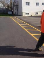 PARKING LOT MAINTENANCE & LINE PAINTING