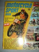 MOTORCYCLE SPORT BOOKS 1966, 1967, 1968 - $50