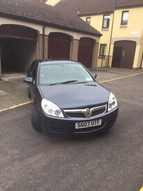 07 Reg Vauxhall Vectra 1.8 Life ( NEW SHAPE )