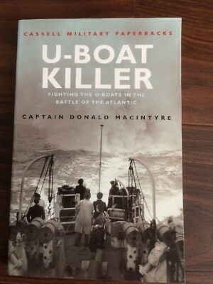 Used, U-boat Killer by Donald Macintyre for sale  Yeovil