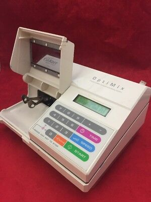 Sds Kerr Demetron Optimix Dental Amalgamator Digital Mixing System Model 100 1