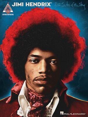 Jimi Hendrix Both Sides of the Sky Sheet Music Guitar Tablature Book 000275044