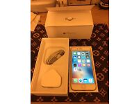 Apple iPhone 6 16gb Rose Gold Fully Boxed **Excellent Condition**