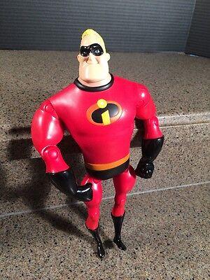 """Disney Pixar The Incredibles MR.INCREDIBLE 10"""" Figure"""