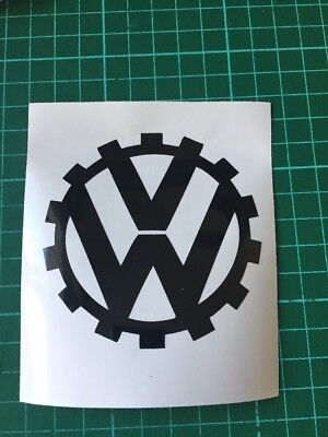 vw stickers For Vans Car Tool Boxes Windows
