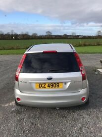 Ford Fiesta 2007, Full years MOT. Great first car