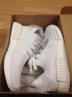 Adidas NMD R1 Japan White US 8