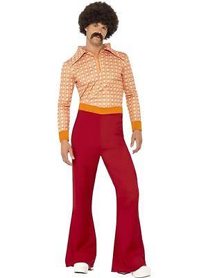 Authentische 70er Guy Kostüm, Chest 46