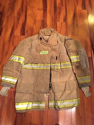 Firefighter Globe Turnout Bunker Coat 46x35 G-xtreme Halloween Costume
