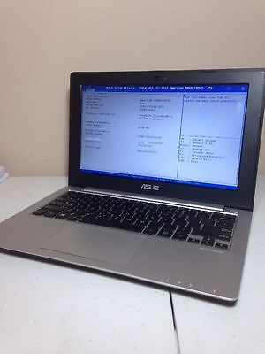 Asus X201e Sonicmaster 11 6  Laptop Intel Celeron 4Gb Bios